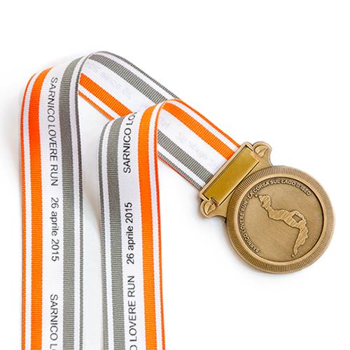 Metal Badge Medal Ribbons-35mm Petersham Ribbon