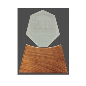 Metal-Badge-Button-wooden-trophy