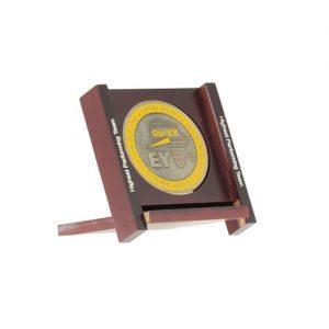 Metal-Badge-Button-wooden-trophy