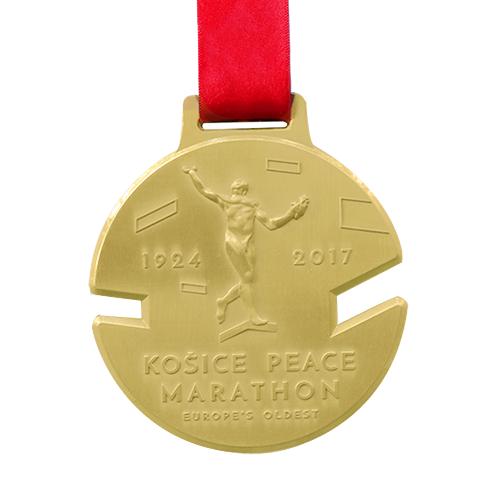 Metal-Badge-and-Button-Prestige-Medals-Kosice-Peace-Marathon