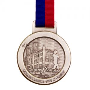 metal badge prestige custom made medals