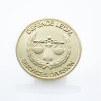 metal badge-coin