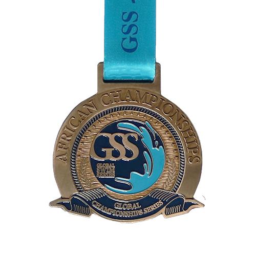 Metal-Badge-Prestige-Medals-african championships