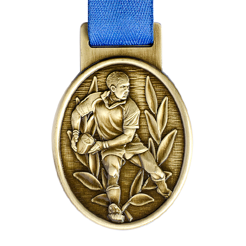 Metal Badge | 1000KM | Custom Made Medals locally & for export