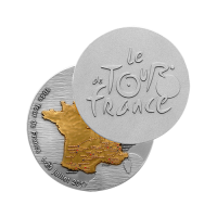 Metal-Badge-and-Button-Prestige-Medals-Tour-De-France-2017