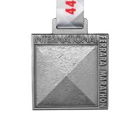 Metal-badge-and-button-prestige-medals-44th-International-Ferarra-marathon