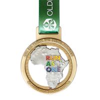 metal badge prestige custom made medals-2 oceans medal
