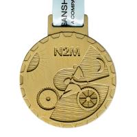 Metal Badge custom made medals-n2m medal