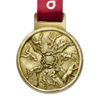 Metal Badge custom made medals