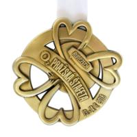 Metal Badge custom made medals-runczech 2018 medal