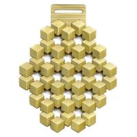 1000km-Medals-Custom-Made-Medal-